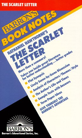Download Nathaniel Hawthorne's the Scarlet Letter (Barron's Book Notes) 0812034422