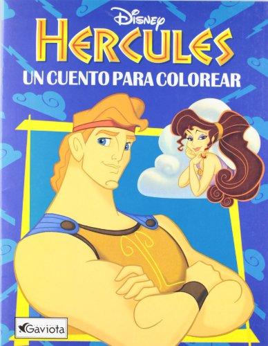 Hércules: un cuento para colorear