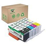 Best Edible Ink Printers - PGI-280XXL CLI-281XXL Ink Cartridges, Supricolor Replacement Ink Cartridges Review