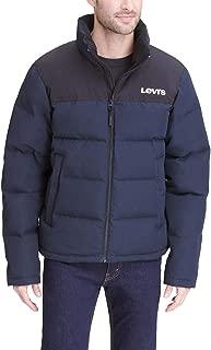 Men's Arctic Cloth Retro Bubble Puffer Jacket