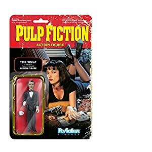 Funko 4153 ReAction Pulp Fiction ReAction 2 The Wolf Game 12