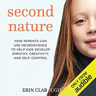 Second Nature audiobook cover art
