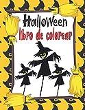 Halloween libro de colorear: Para niños de 2 a 12 años y niños pequeños - Color los fantasmas, calabazas, murciélagos, espantapájaros y vampiros - ... para niños - Libros de Halloween para niños