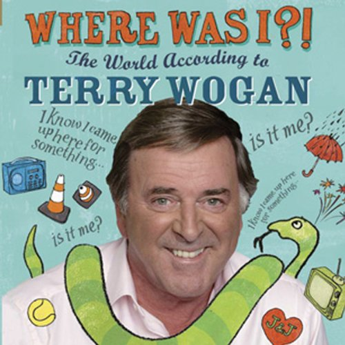 Where Was I?! audiobook cover art