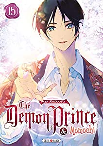 The Demon Prince And Momochi Edition simple Tome 15