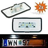 Iluminación LED para matrícula. Do!LED 203-4D