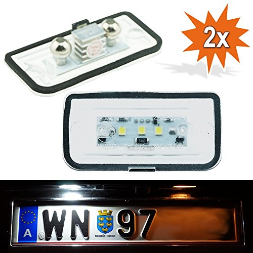 Do!LED W203-4D LED Kennzeichenbeleuchtung