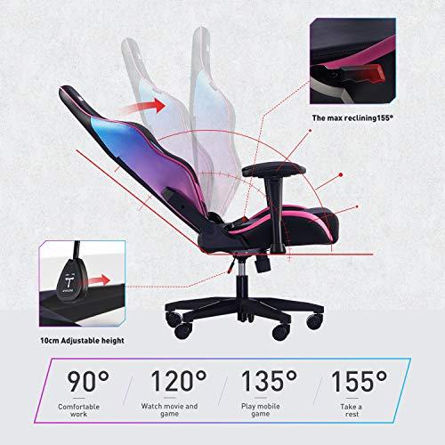 AutoFull Gaming Stuhl Schreibtischstuhl