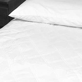 Arkwright Cascade Waterproof Mattress Protector, Ultrasonic Quilting, Hypo-Allergenic, Breathable, Noiseless, Waterproof, Soft and Durable Polyester (Twin XL)