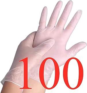 Guantes desechables (100 piezas/caja de guantes de nitrilo