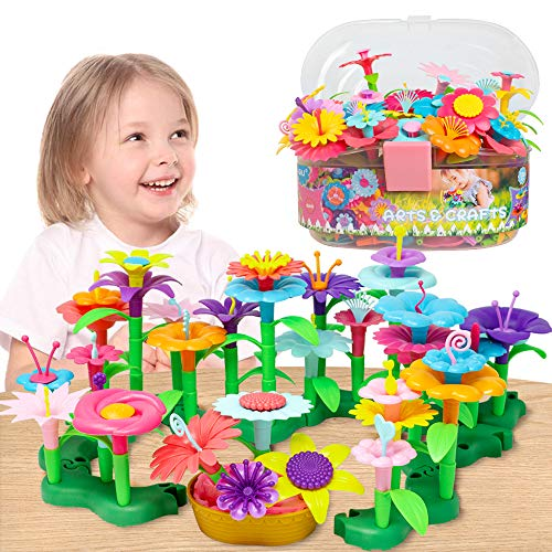 GILI Flower Toys, Girls Garden Toys for 4, 5, 6, 7 Year...
