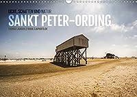 Sankt Peter-Ording. Licht, Schatten und Natur (Wandkalender 2021 DIN A3 quer): Lassen Sie sich 12 Monate an die Nordsee entfuehren. (Monatskalender, 14 Seiten )