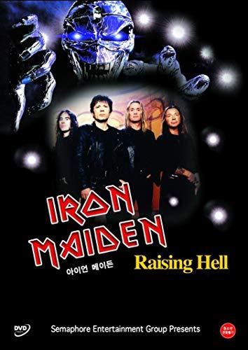 IRON MAIDEN Raising Hell (1993) UK Region 2 compatible ALL REGION DVD
