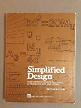 Simplified Design : Reinforced Concrete Buildings of Moderate Size and Height (2nd Edition) (EB 104)