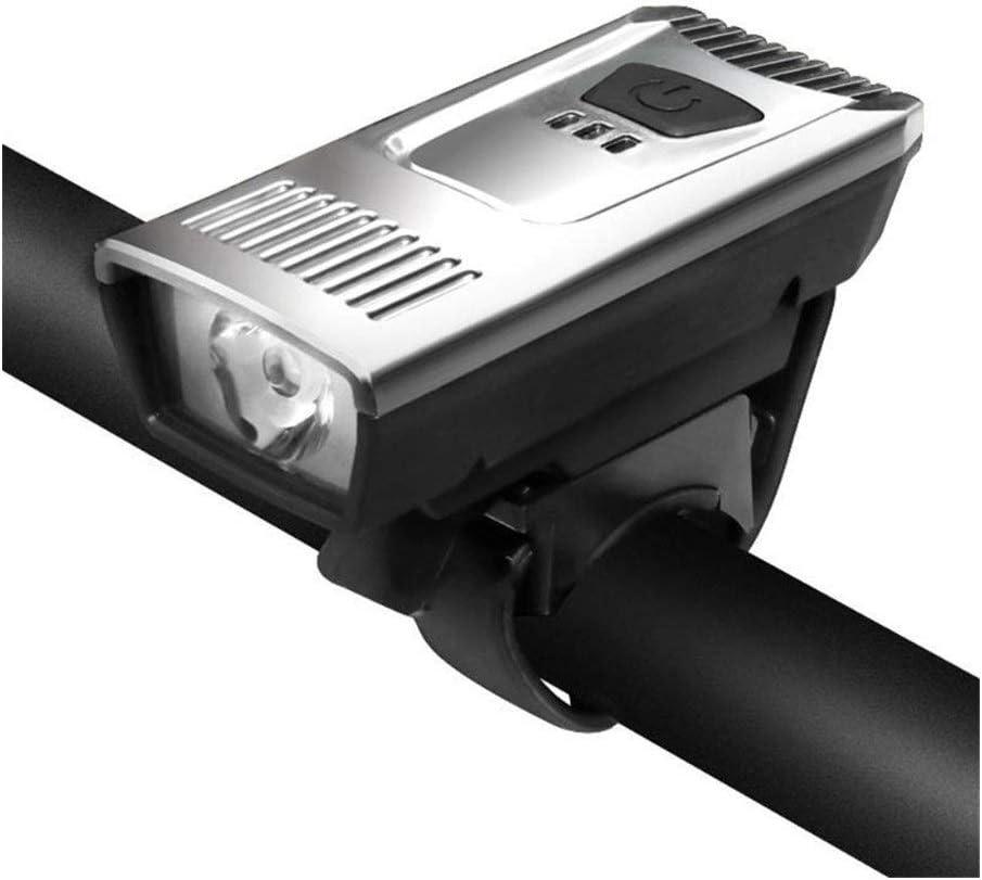 HGDD Bicycle Bargain sale Accessories Lights Bike 5 ☆ very popular Light USB Front Rec