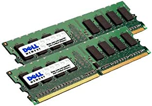 Dell 4gb (2x2gb) PC2-6400E-6 240P ECC UDIMM SNPWM553CK2/4G