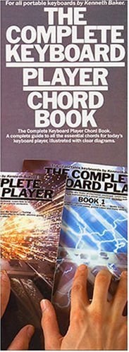 The Complete Keyboard Player: Chord Book (Album): Noten für Keyboard: For All Portable Keyboards