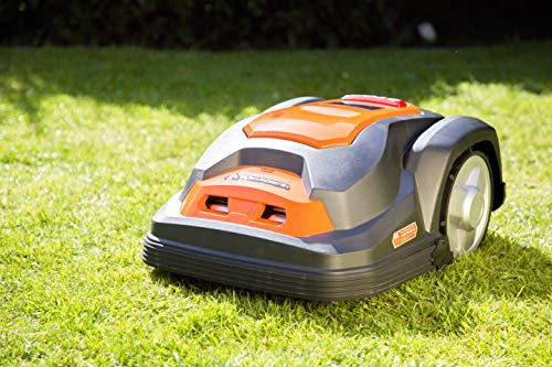 Yard Force SA500ECO Robotic Lawnmower with Lift and Obstacle Sensors, for Lawns up to 500m²