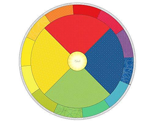 Calendario anual circular Montessori Waldorf PVC