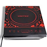 United Radiant Cooktop 2000w (All Utensils Use able) Infrared Cooktop