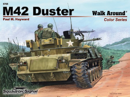 Price comparison product image M42 Duster - Armor Walk Around No. 5