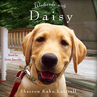 Weekends with Daisy audiobook cover art