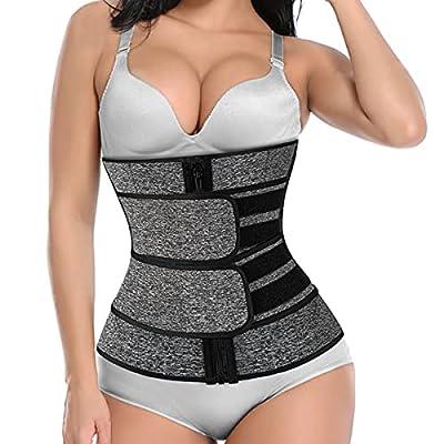 Amazon - 50% Off on Waist Trainer for Women&Men Loss Weight Sauna Sweat Band Postpartum