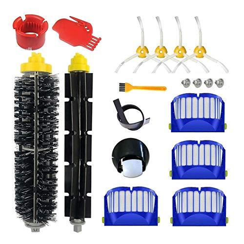 Supon Robot Accesorio cepillos de Repuesto para Robot Serie 600 Accesorios de Repuesto, filtros, Cepillo de cerdas para Aspirador (600-01223)