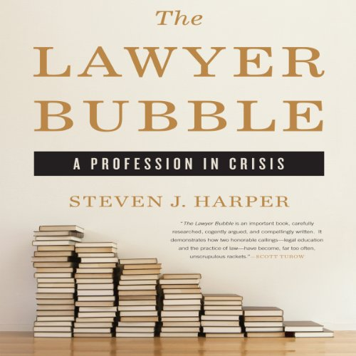 The Lawyer Bubble cover art