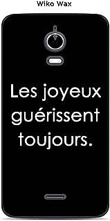 Amazon.fr : Housse Wiko Wax