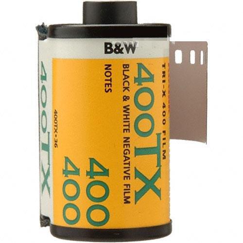 Kodak Professional Tri-X 400TX S/W-Film - 135 (3 Unidades)