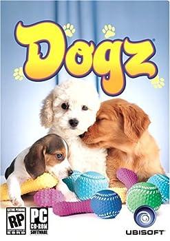Video Game Dogz - PC Book
