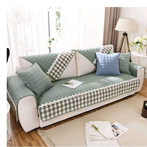 SLOUD Funda Antideslizante para sofá, Cubierta de sofá Gruesa para Perro Protector Antideslizante para Muebles Fundas para sofá Funda para sofá-D-110x160cm(43x63inch)