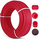 Happybuy 3/4 Inch PEX Tubing 500FT Potable Water Tube Plumbing Pipe Non-Barrier...