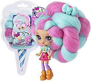 1pcs random colors Candylocks Sweet Treat Toys Hobbies Dolls Accessories Marshmallow Hair 30cm Surprise Hairstyle with Scented Doll