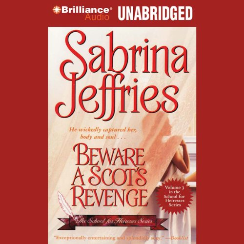 Beware a Scot's Revenge audiobook cover art