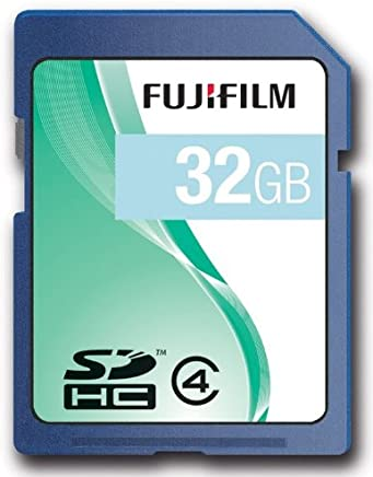 FujiFilm SDHC 32GB Memory Card Class 4 for Fuji FinePix A170