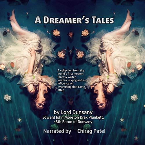 A Dreamer's Tales audiobook cover art
