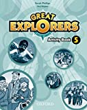Great Explorers 5: Activity Book - 9780194507783