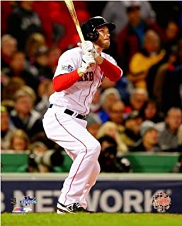 Stephen Drew Boston Red Sox 2013 World Series Game 6 HR Photo 16x20