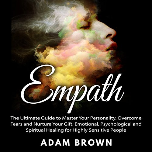 Empath audiobook cover art