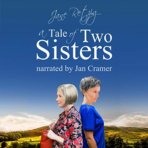 A Tale of Two Sisters audiobook cover art