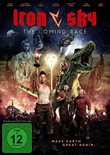 Iron Sky: The Coming Race [Alemania] [DVD]