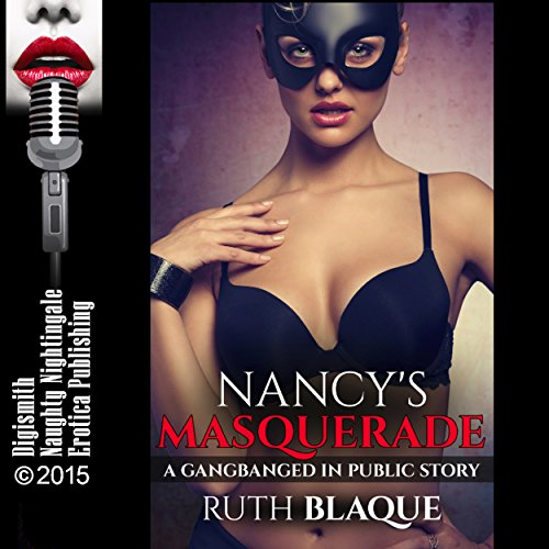 Nancy's Masquerade cover art