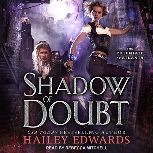 Shadow of Doubt audiobook cover art