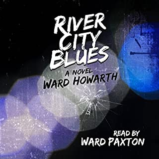 River City Blues audiobook cover art