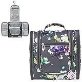 Best Hanging Toiletry Bags - PAVILIA Hanging Travel Toiletry Bag Women Men | Review