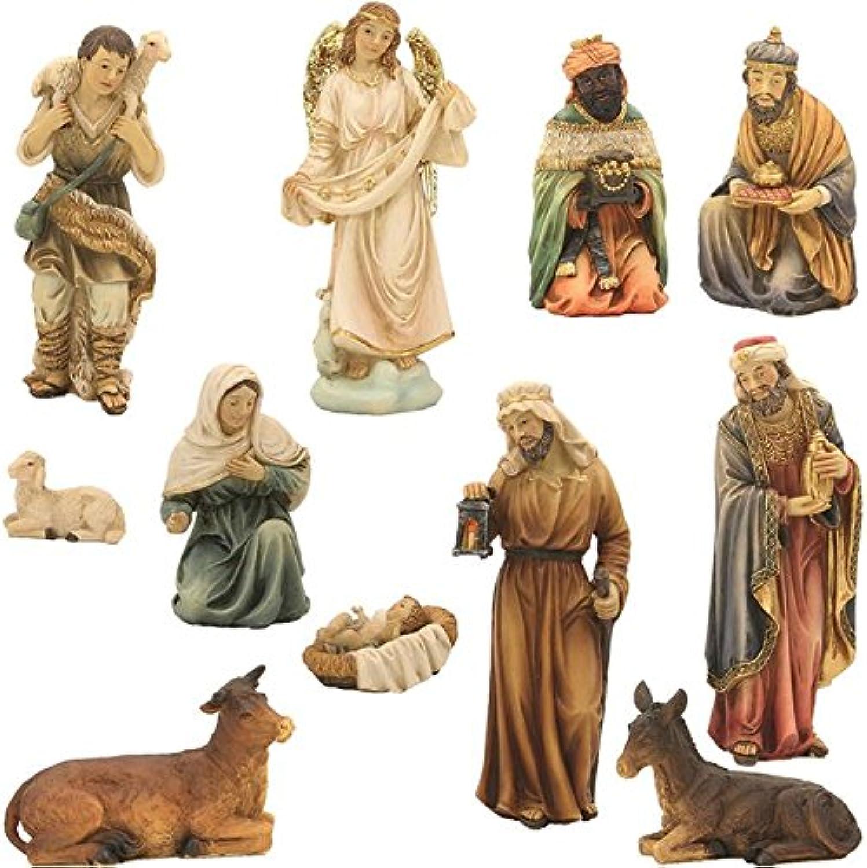 Dekop Miniatur Figuren, Modell, Krippenfiguren orientalisch 12tlg. Für 15cm Figuren (444444635092042)