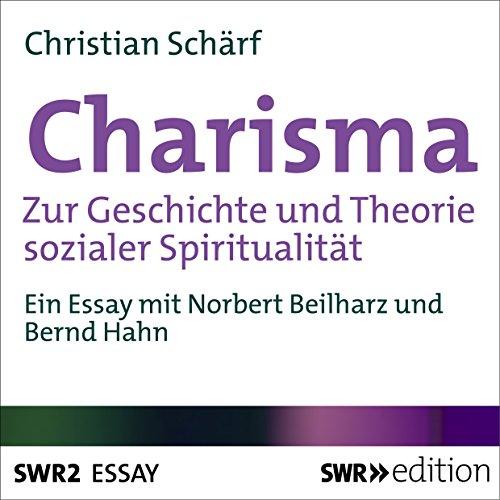 Charisma: Zur Geschichte und Theorie sozialer Spiritualität Titelbild
