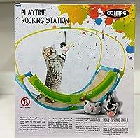 【イタリアIMAC】イタリアIMAC 猫ちゃんのおもちゃ キャットロッキングステーション